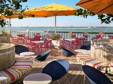 1. The Lido Bayside Grill